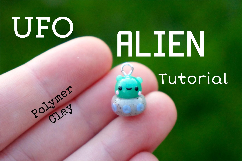 Alien UFO Tutorial ~ Easy!