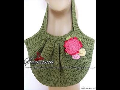 Crochet bag| Free |Crochet Patterns|219