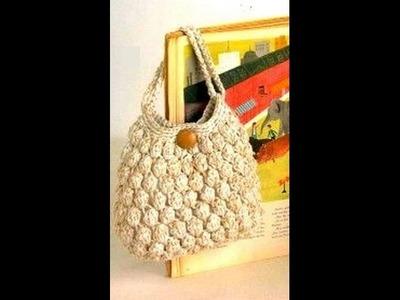 Crochet bag  Free  Simplicity Patterns 112
