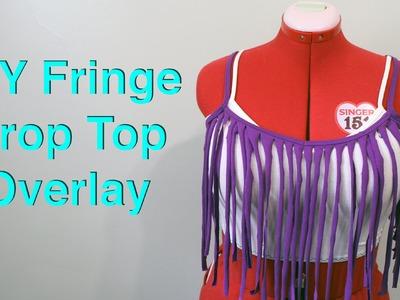 DIY Fringe Top Overlay