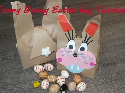 DIY Osterhase Osternest Easter basket gift ideas