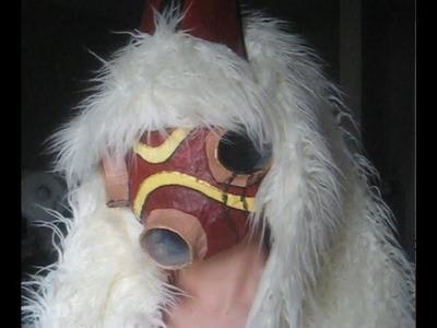 DIY Princess Mononoke Inspired Costume