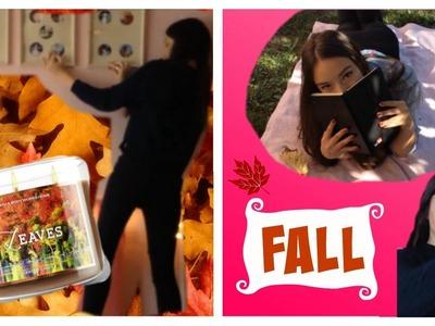 Fall Inspiration! DIY, Food, Essentials, & Tips!