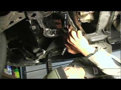 How to Change Transmission Fluid : How to Install Transmission Fluid Filter