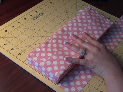 How To Make A Duct Tape Makeup Bag. Pencil Pouch