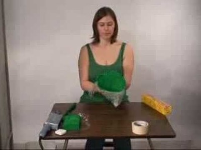 How to Make a Modeling Clay Bra Cup Form