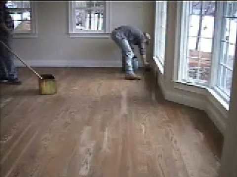 How to Sand Floors Part 2