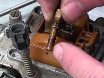 Pt.1 Honda TRX300 Carb Repair At D-Ray's Shop