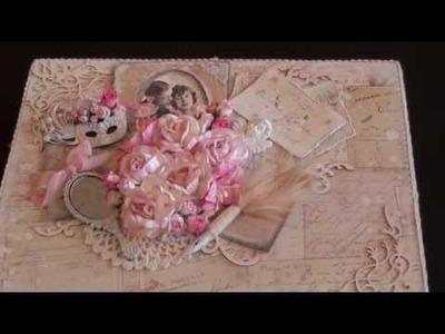 Wild orchid crafts- romantic box