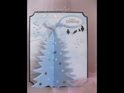 Christmas Tree Card (card-making-magic.com)