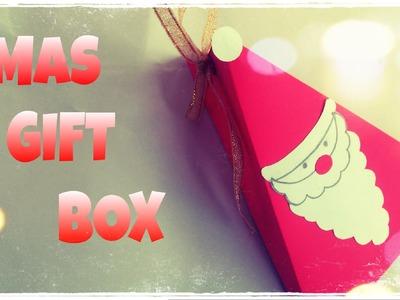 DIY Christmas Ornament - Christmas Gift Box Tutorial In A Easy Way