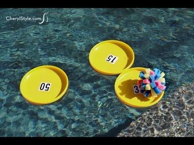 DIY Sponge Ball Pool Game