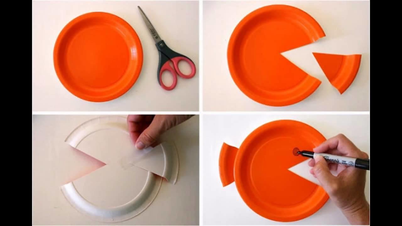 Fun paper crafts for kids