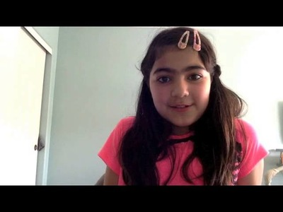 How to make a fishtail rainbow loom bracelet with your fingers!
