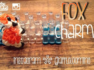 How to make a fox charm on the Rainbow Loom