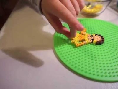 Princess Perler Beads
