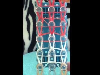 Rainbow Loom Candace Flynn Tutorial by Madgirl Designs