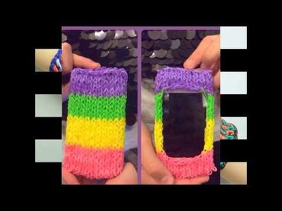 Rainbow loom creations 2014