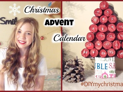 DIY Christmas Advent Calendar ~ #DIYmychristmas