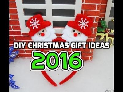 DIY Christmas Gift Ideas 2016    Best Diy Christmas Present Ideas 2016