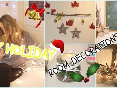 DIY ROOM DECOR | CHRISTMAS DIY!