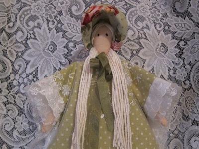 Christmas in July - Tilda Doll