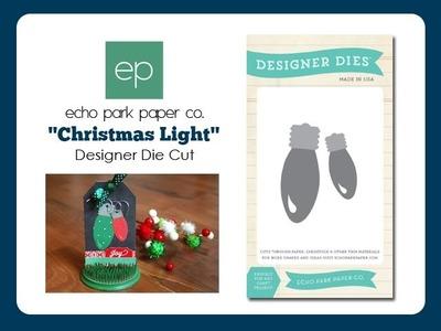 Christmas Light Designer Die Set