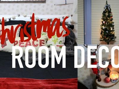 Christmas Room Decor: Inspiration & DIY's!