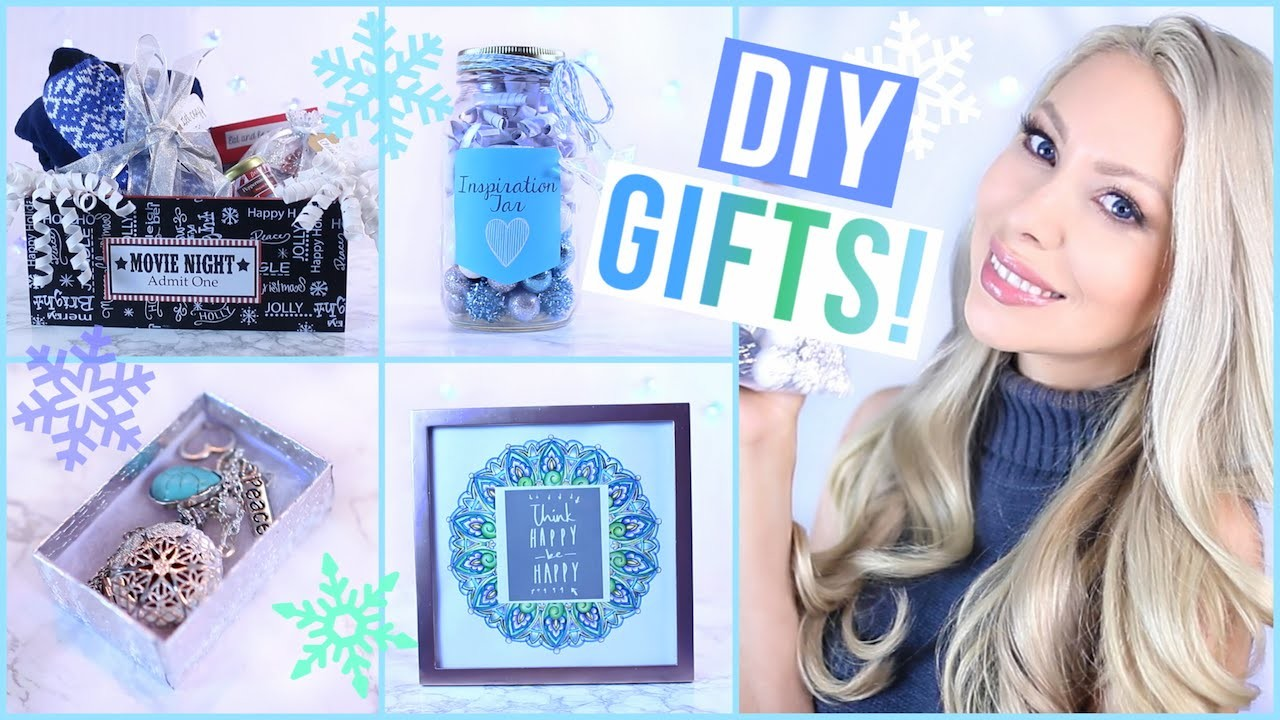 DIY Christmas Gift Ideas!