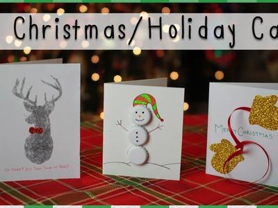 DIY Christmas.Holiday Cards | Mademoiselle Ruta