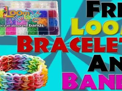 How To Get Free Rainbow Loom Bracelets