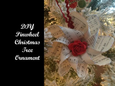 Pinwheel Punch Board Christmas Ornaments Tupelo Designs LLC Design Project