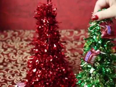 Christmas Candy Tree.Cute and Easy DIY