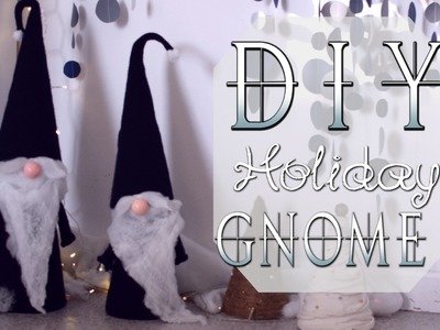 Diy nordic holiday gnomes