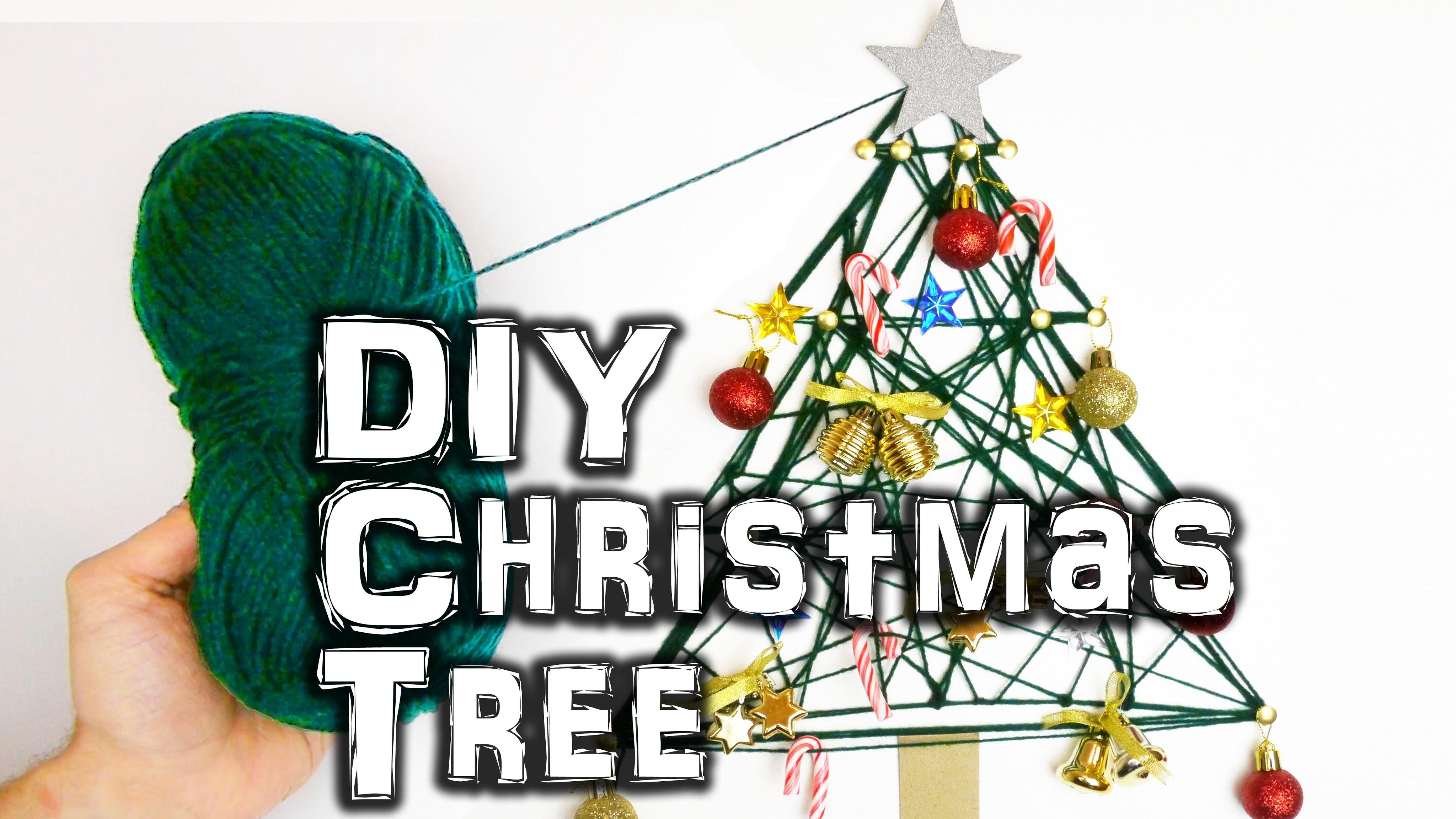 How to Make a DIY Christmas Tree