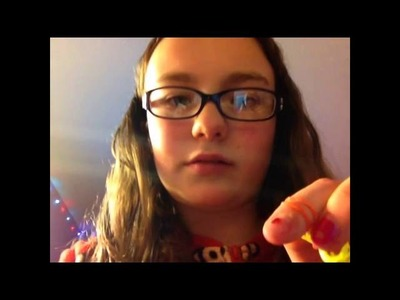 How To Make My Original Rubber Band Flapper Dress Without The Rainbow Loom