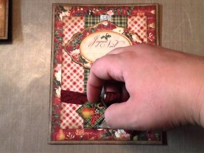 Twelve Days Of Christmas Cards. .G45!