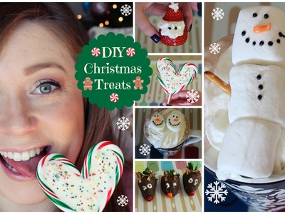 ❄DIY Christmas Treats! ❄HolidAMY Day 6❄