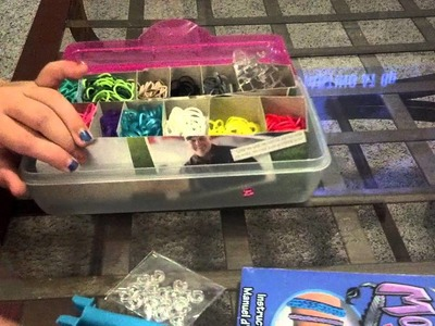 Make Your Own Rainbow Loom Storage Case