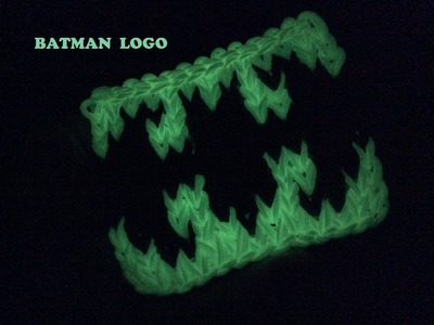 Rainbow Loom Nederlands, Batman Logo