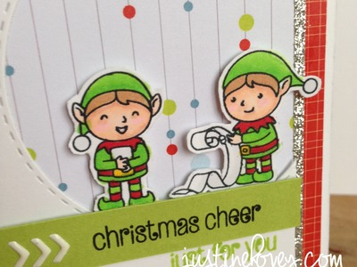 12 Days of Christmas *Day 3* Clearly Besotted Little Elves