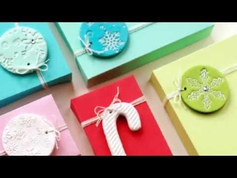 25 Whimsy DIY Christmas Gift Tags