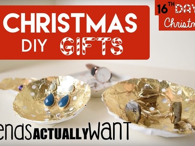 4 DIY Christmas Gifts Your Friends ACTUALLY Want!   16th Day of Christmas 2015!