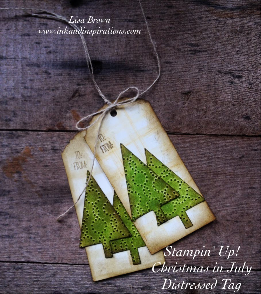 Christmas In July Gift Tags.Christmas In July Festival Of Trees Distressed Gift Tag