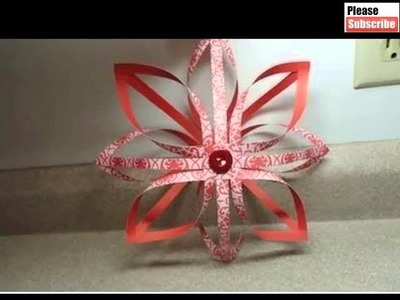 Christmas Paper Crafts| Beautiful Handmade Set Of Diy Picture Collections & Ideas