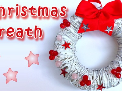 Christmas Wreath - Ana   DIY Crafts - Christmas decorations