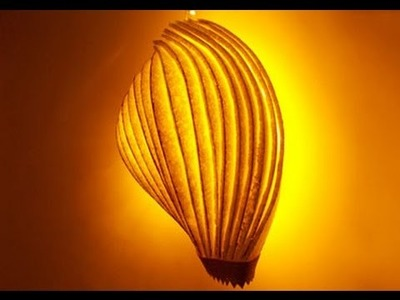 Diwali & Christmas Decoration Idea : How to Make a Easy Lantern for Festive Seasons