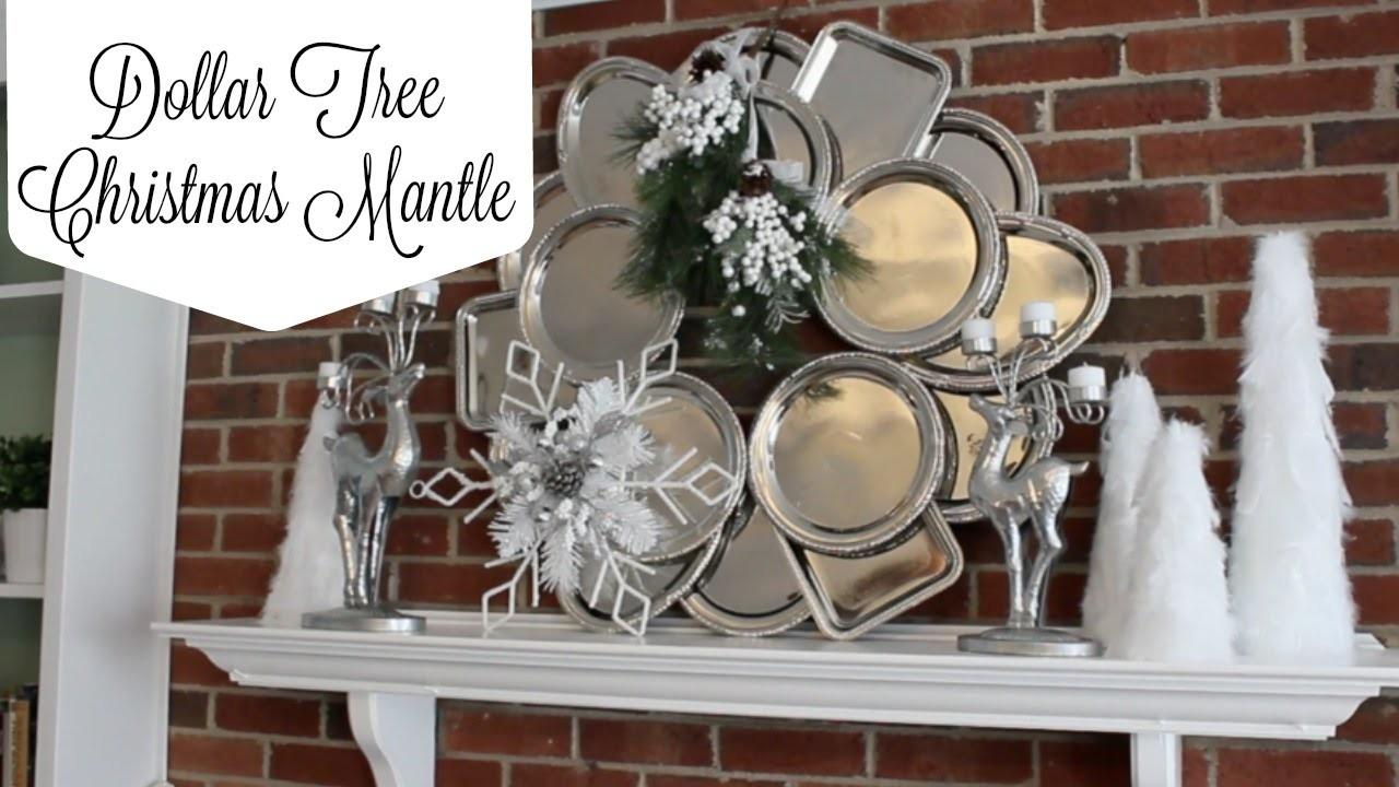 Dollar Tree Christmas DIY Decor