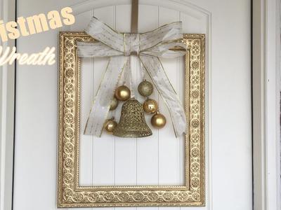 How To Make An Easy DIY Christmas Wreath | DIY Christmas Decor | StoreeOfMyLife