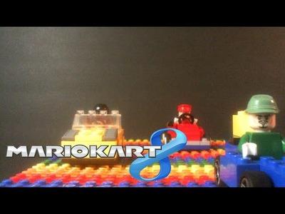 Lego Mario Kart 8 - Rainbow Road